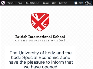 British International School - Nauka w Łodzi